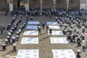 La ristorazione in ginocchio protesta con civiltà nelle piazze d'Italia, e chiede aiuti immediati